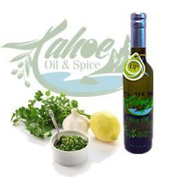 Tahoe Oil & Spice, Milanese Gremolata Infused Olive Oil
