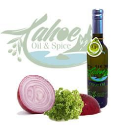 Tahoe Oil & Spice, Cilantro And Roasted Onion Infused Olive Oil