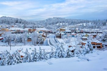 Erskine Photography, Truckee Winter