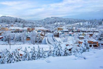 Erskine Photography, Truckee Winter