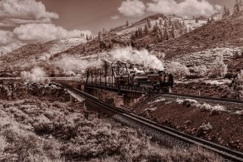 Erskine Photography, Chocolate Train