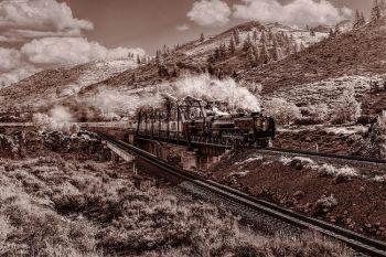 Erskine Photography, Chocolate Train