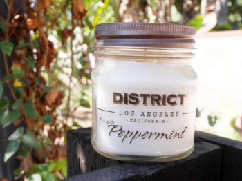 What a Girl Wants, District Los Angeles Candles