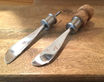 The Cork and More, Cheese Spreaders