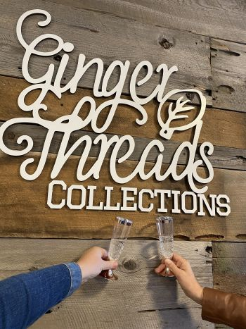 Ginger Threads Collections, Private Sip & Shop Party
