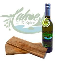 Tahoe Oil & Spice, Olive Wood Smoked Olive Oil