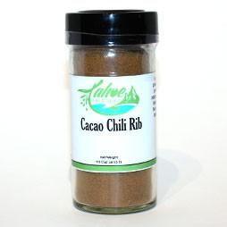 Tahoe Oil & Spice, Cacao Chili Rub