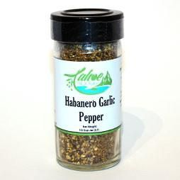 Tahoe Oil & Spice, Habanero Garlic Pepper