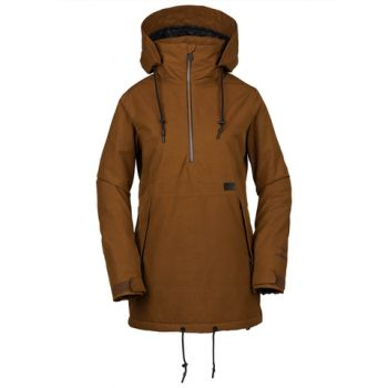 Tahoe Dave's, Women's Volcom Fern Insulated GORE-TEX Pullover Jacket