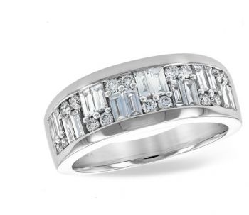 Bluestone Jewelry, Gorgeous Diamond Band