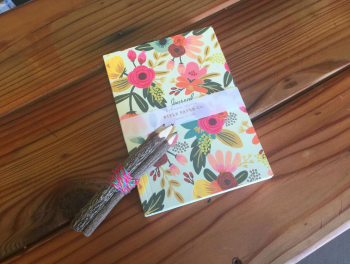 Wildwood Makers Market, Rifle Paper Company Journal