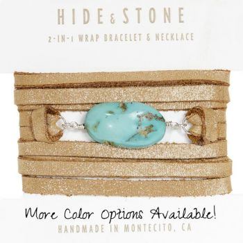 What a Girl Wants, Hide & Stone Jewelry