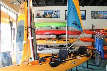 Tahoe City Kayak and Paddleboard, 2017 Demo Blowout