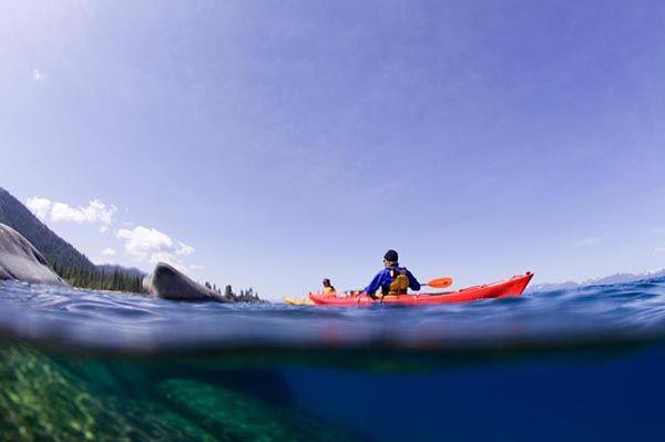 Tahoe City Ca Kayak Rental