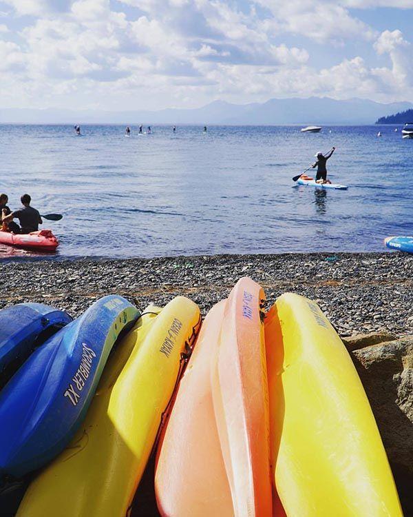 Waterman's Landing | Lake Tahoe