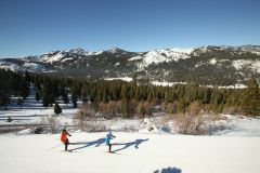 Tahoe Donner Cross Country Ski Area photo