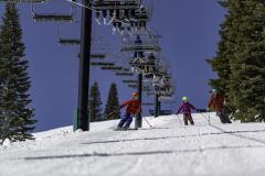 Tahoe Donner Downhill Ski Area photo