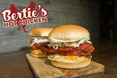 Bertie's Hot Chicken photo