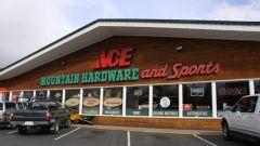 Mountain Hardware Storefront