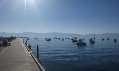 Tahoe City Marina photo