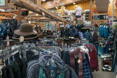 Donner Pass Location - Winter Apparel