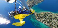 Hang Gliding Tahoe photo