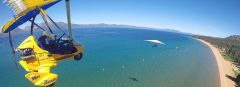 Hang Gliding Tahoe photo