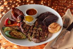 Rib Eye Steak Churrasco
