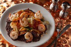 Shrimp Chilaquiles
