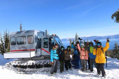Homewood Mountain Ski Resort photo