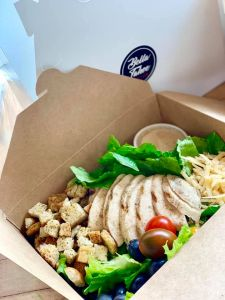 Box lunch.
