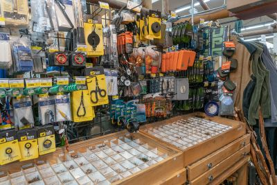 Donner Pass Location - Fishing Supplies