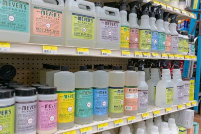 Home Goods & Cleaning Supplies