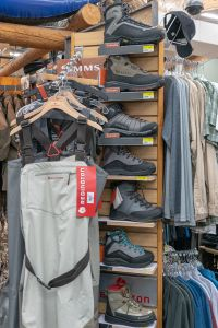 Waders and Boots for Fishing