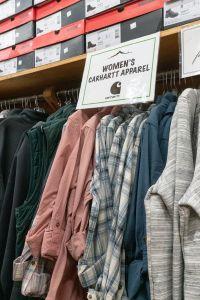 Donner Pass Location - Women's Carhartt Apparel