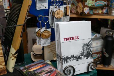 Truckee History Books