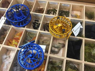 Assorted Fly Reels