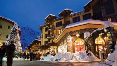 The Village at Palisades Tahoe photo