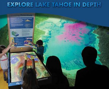 UC Davis Tahoe Science Center photo