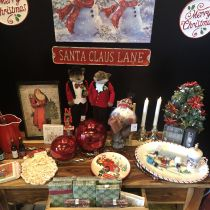 Welcome Home Shoppe, Christmas Gallery