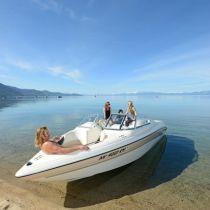 Tahoe Boat & RV Rents, 20' Seaswirl