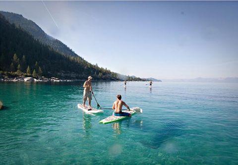 Adrift Tahoe, SUP Rentals