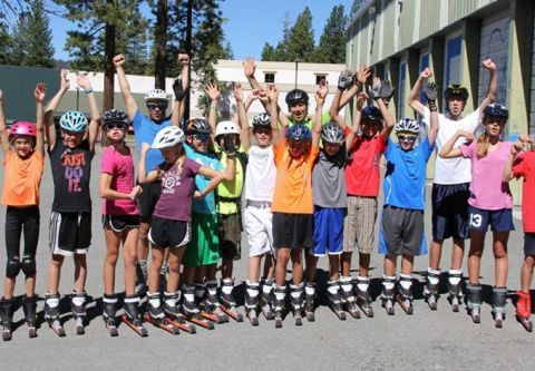 Tahoe Cross Country Center, Junior Development (DEVO) Team- Summer