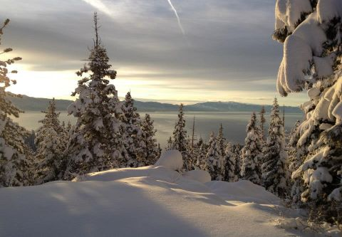 Lake Tahoe Snowmobile Tours, Private Ultimate Snowmobile Adventure