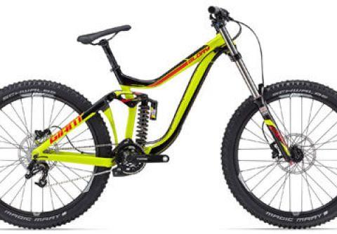 South Shore Bikes, Downhill Bike Rentals - Giant Glory 2