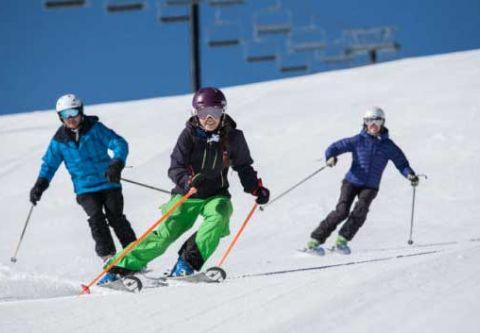 Tahoe Donner Downhill Ski Area, Master's Ski Racing Program