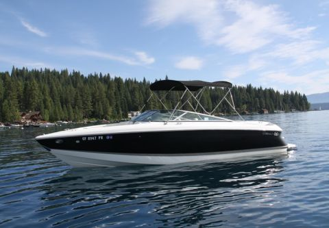 Sunnyside Water Sports, Rent 27' Cobalt