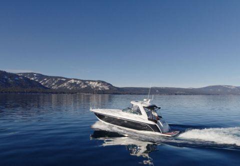 Tahoe Yacht Charters, Formula 40' Performance Yacht