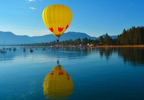 Lake Tahoe Balloons, The Gift of Flight