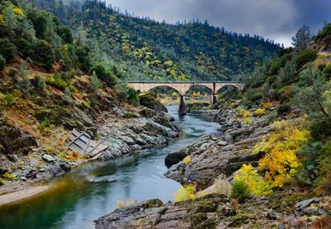 IRIE Rafting, Raft the North Fork American River